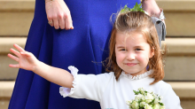 What Princess Charlotte will be called at school