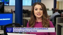 Zoom Video Stages A Comeback With Volatile Action