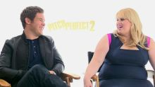 Watch the Cast of 'Pitch Perfect 2' Finish Famous Song Lyrics