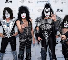 'It feels good!': Kiss brings fiery outdoor concert, new documentary to Tribeca Festival