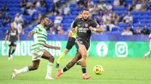 Foot - Amical - L'OL domine le Celtic Glasgow en amical