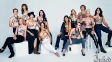 Série poderosa mostra como a tatuagem ajuda mulheres a superarem a mastectomia