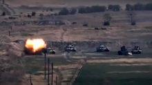 """La France s'inquiète du déploiement de """"combattants syriens"""" au Haut-Karabakh"""