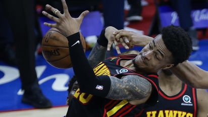 Hawks are comically big underdogs in ECF