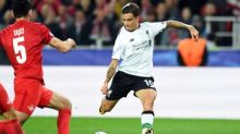 Coutinho scores as Liverpool held in Moscow