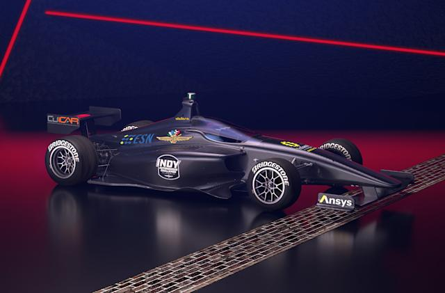 Indy has selected the AI-powered cars for its autonomous challenge race