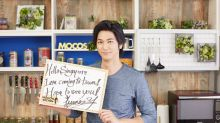 Make a date with actor-chef Mocomichi Hayami in Singapore