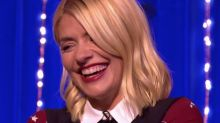 Michael McIntyre hilariously pranks Holly Willoughby