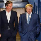 UK's Johnson says he shares concerns over Greensill lobbying
