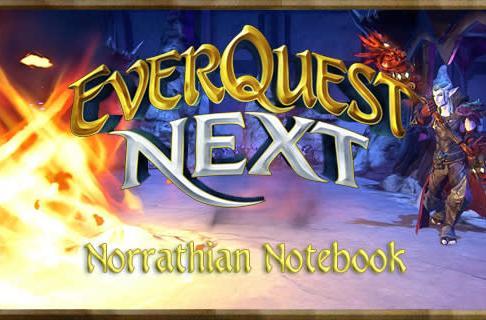 SOE Live 2014: Details on EverQuest Next combat, classes, and races