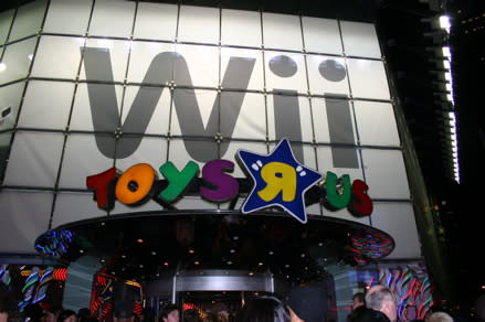 Live from Nintendo's Wii launch in New York