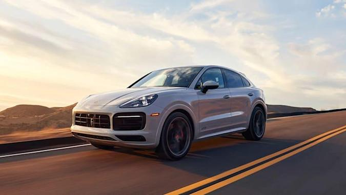 Enter now to win a 2021 Porsche Cayenne GTS and $20k cash