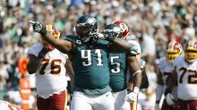 Gun-wielding Fletcher Cox chased intruder from his home