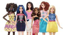 Nova linha da Barbie tem 33 tipos diferentes de boneca