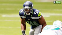 Seahawks linebacker Bobby Wagner won't retire until his wish is granted