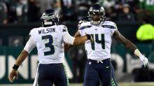 Russell Wilson, D.K. Metcalf make NFLPA Influencer Hot List