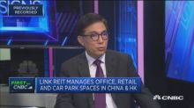 Link REIT chief: Our portfolio is quite well protected