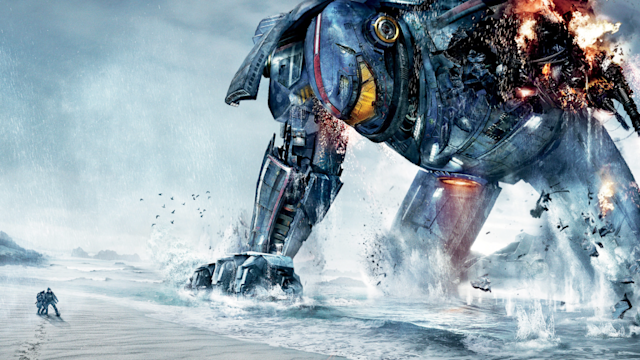 Pacific Rim MovieReview
