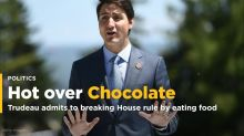 Canadians react to chocolate-gate