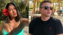 Munik e Anderson discutem sobre divórcio no Instagram