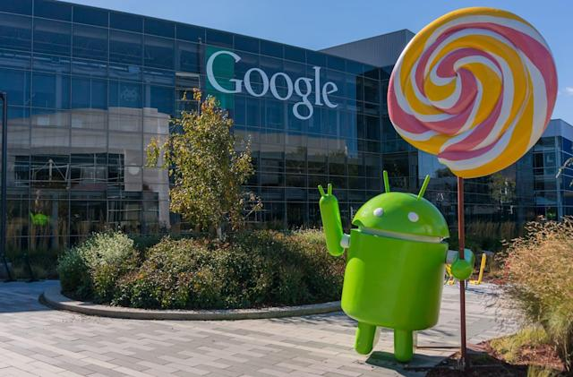 Google hopes license sharing will stop Android patent trolls