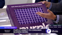 Purple CEO on plans for company growth