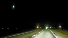 Meteor Streaks Over Indiana Ahead of Geminid Shower Peak