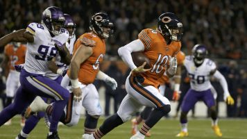 Trubisky not a sure thing for Thanksgiving start