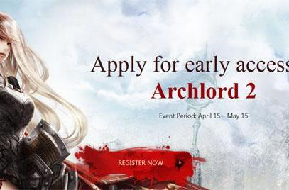Archlord 2 closed beta registration is open