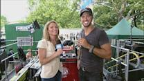 'GMA' Backstage Pass With Luke Bryan