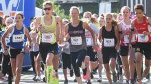 Britzer Garten: Fitte Kinder beim Schülerlauf am Start