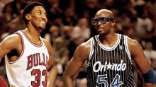 Scottie Pippen on basketball life after Michael Jordan's first retirement: 'I was the happiest man alive'