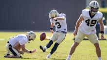 Wil Lutz, P.J. Williams start Saints training camp on non-football injury list