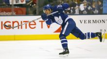 Maple Leafs extend qualifying offers to Marner, Kapanen, Johnsson