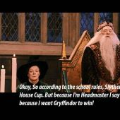 DNC quotes Dumbledore, Hogwarts' rigger-in-chief, on election reform