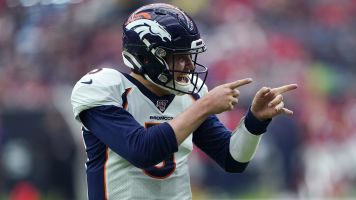 Elway might've finally found the Broncos a QB