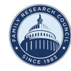 Family Research Council Statement on the Passing of Supreme Court Justice Ruth Bader Ginsburg