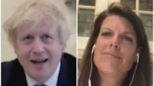 'It's not a joking matter': Boris Johnson reprimanded over lack of women in government during COVID-19 crisis
