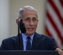 Fauci suggests U.S. would broaden mask recommendations if it had enough