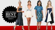 Selena Gomez, Gigi Hadid & More Of This Week's Best Dressed