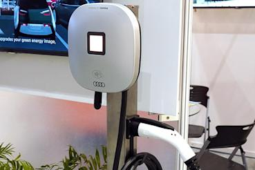Audi在台家用充電方案夥伴Noodoe充電設備首亮相!