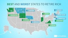 Want to Retire Rich? Avoid These 10 States, Study Says