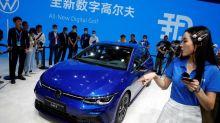 Volkswagen va investir 15 milliards d'euros en Chine pour la voiture électrique