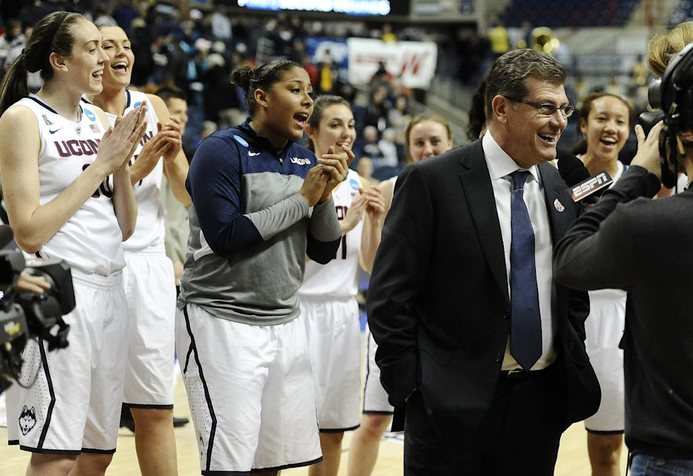 UConn, St. John's to play in Maggie Dixon Classic