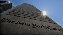New York Times editorial board blasts 'appalling' anti-Semitic cartoon in Times International edition