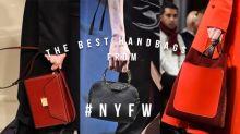 放眼天橋上的配飾:#NYFW 15 個精選手袋,說不定來季的 It Bag 就在當中!