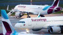 Einmal Sardinien und zurück – Urlaubsflieger von Eurowings muss wieder umdrehen