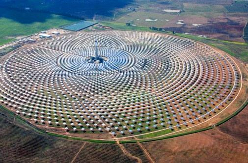 Inhabitat's Week in Green: 'round the clock solar plants, USB camping pot and wave energy farms