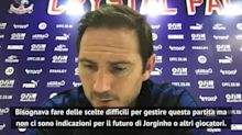 "Lampard: ""Gilmour al posto di Jorginho? Scelta tecnica"""