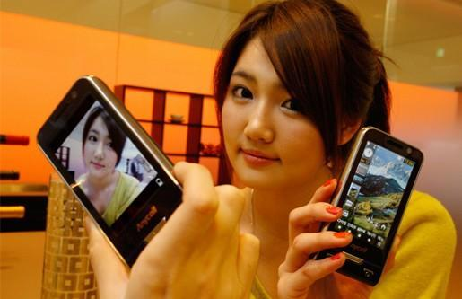 Samsung gets official with 8 megapixel SCH-W740